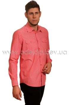 Рубашка с длинным рукавом в полоску Camel Active