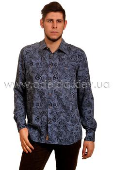 Рубашка с длинным рукавом в огурцы Camel Active
