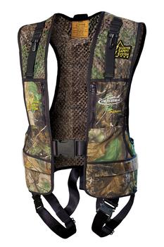 Жилет с ремнями безопасности Pro Series для охоты с дерева