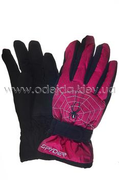 Перчатки лыжные Spyder