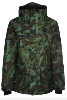 Куртка сноубордическая Bench Latemove