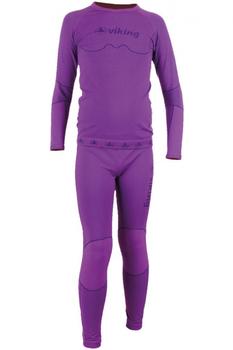Комплект термобелья Viking Riko фиолетовый