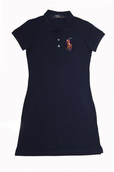 Платье Polo Ralph Lauren женское синие