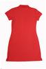 Платье Polo Ralph Lauren женское оранжевое