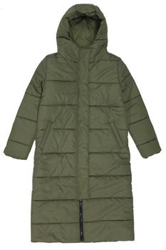 Куртка Brooklet женская зеленая