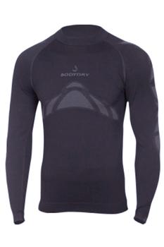 Термокофта Body Dry Turtle мужская темно-серая