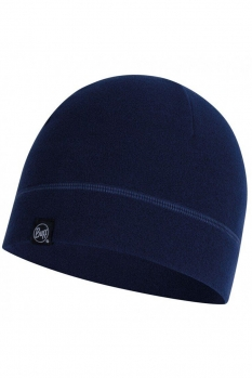 фото Шапка Buff - POLAR HAT SOLID night blue BU 121561.779.10.00