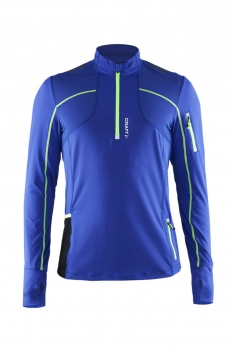 фото Футболка для фитнеса и бега Craft Trail LS Shirt 1903222-2344