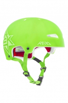 фото Шлем REKD Elite Icon Helmet green R165-GR