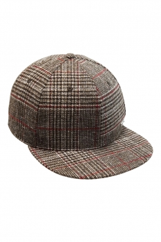 фото Кепка OGSO PLAID RAPPER HAT HAUBR01CA601WE
