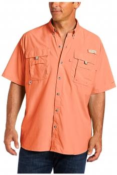 da00eb5ba34542b фото Рубашка Columbia PFG Bahama™ II Short Sleeve FM7047-801