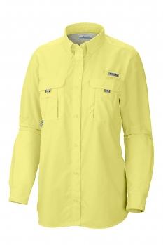 eff557ca9cf2be5 фото Женская рубашка Columbia Bahama FM7048-203